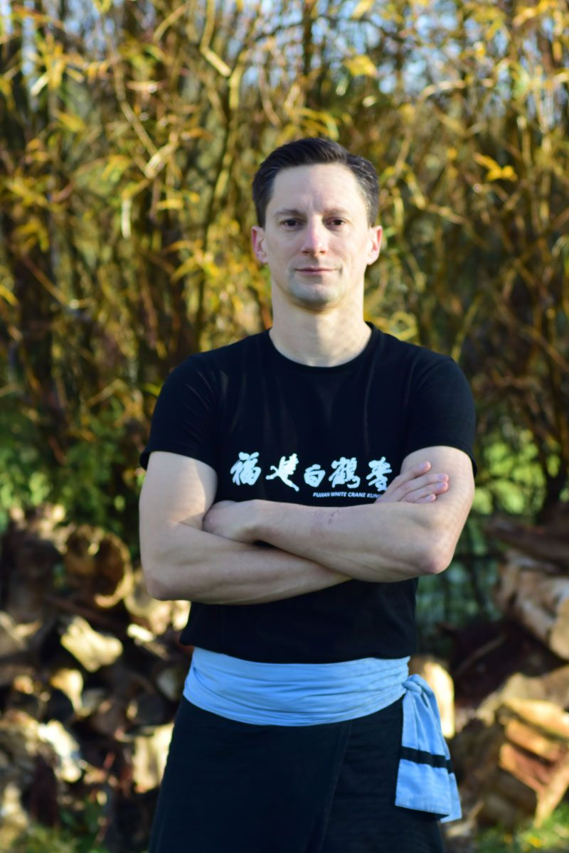 Adam Prout, Instructor, Fujian White Crane Kung Fu & Tai Chi Martial Arts Club (FWC Kung Fu)
