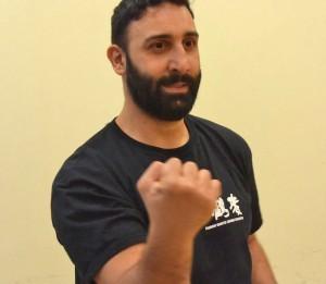Karim Daoud, Instructor - Fujian White Crane Kung Fu & Tai Chi