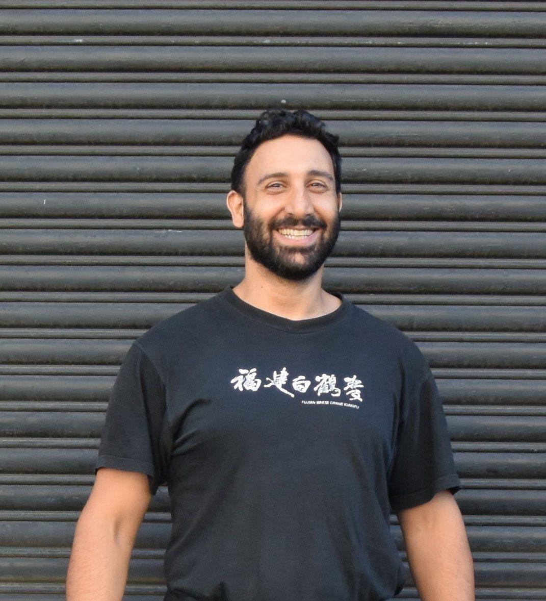 Karim Daoud, Instructor, Fujian White Crane Kung Fu & Tai Chi Martial Arts
