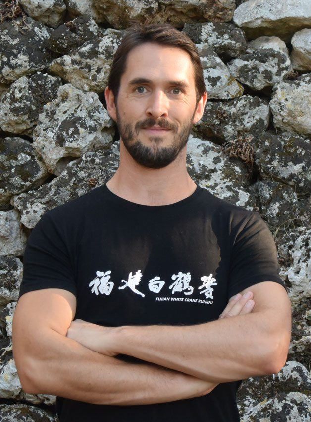 Richard Wagstaff, Instructor, Fujian White Crane Kung Fu & Tai Chi Martial Arts - profile photo