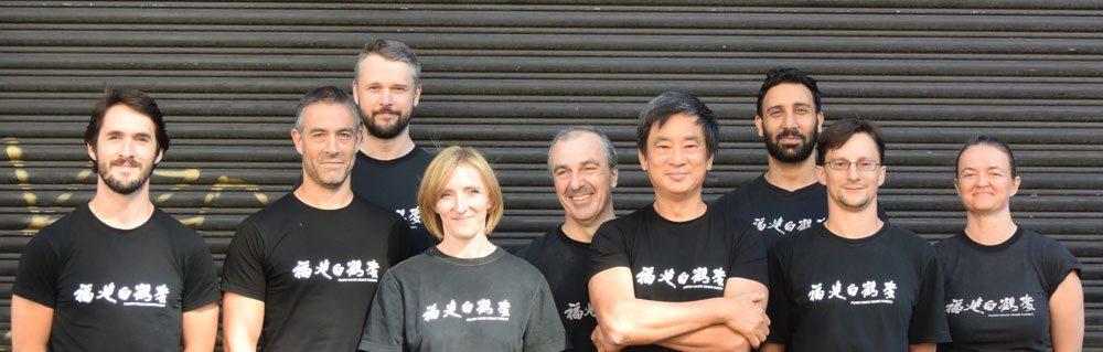 Contact Us! - the Instructors of Fujian White Crane Kung Fu & Tai Chi Martial Arts