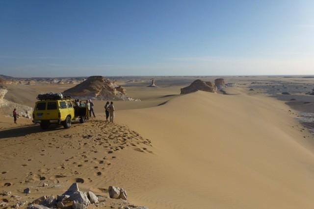 Sahara Training