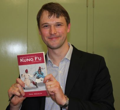 "FWC Instructor Danil Mikhailov and his book ""The History and Philosophy of Kung Fu: An Introduction"""