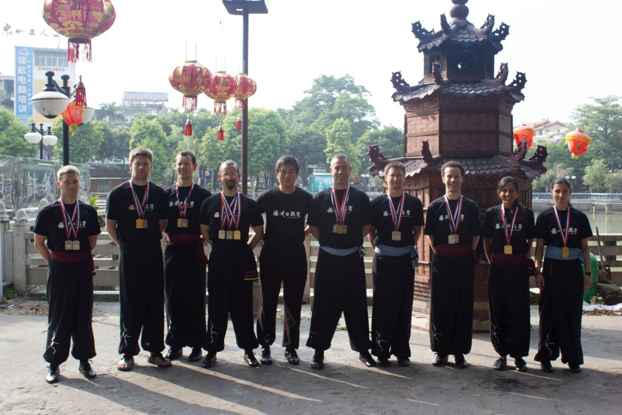 FWC at the 2013 Southern Shaolin Invitational Tournament
