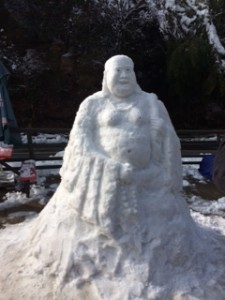 Awesome snowman