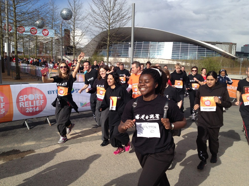 FWC at Sport Relief