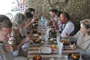 Lamb Couscous in Siwa