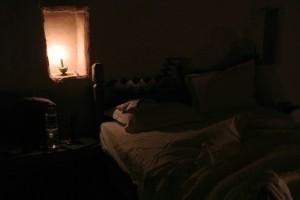 Eco bedside light