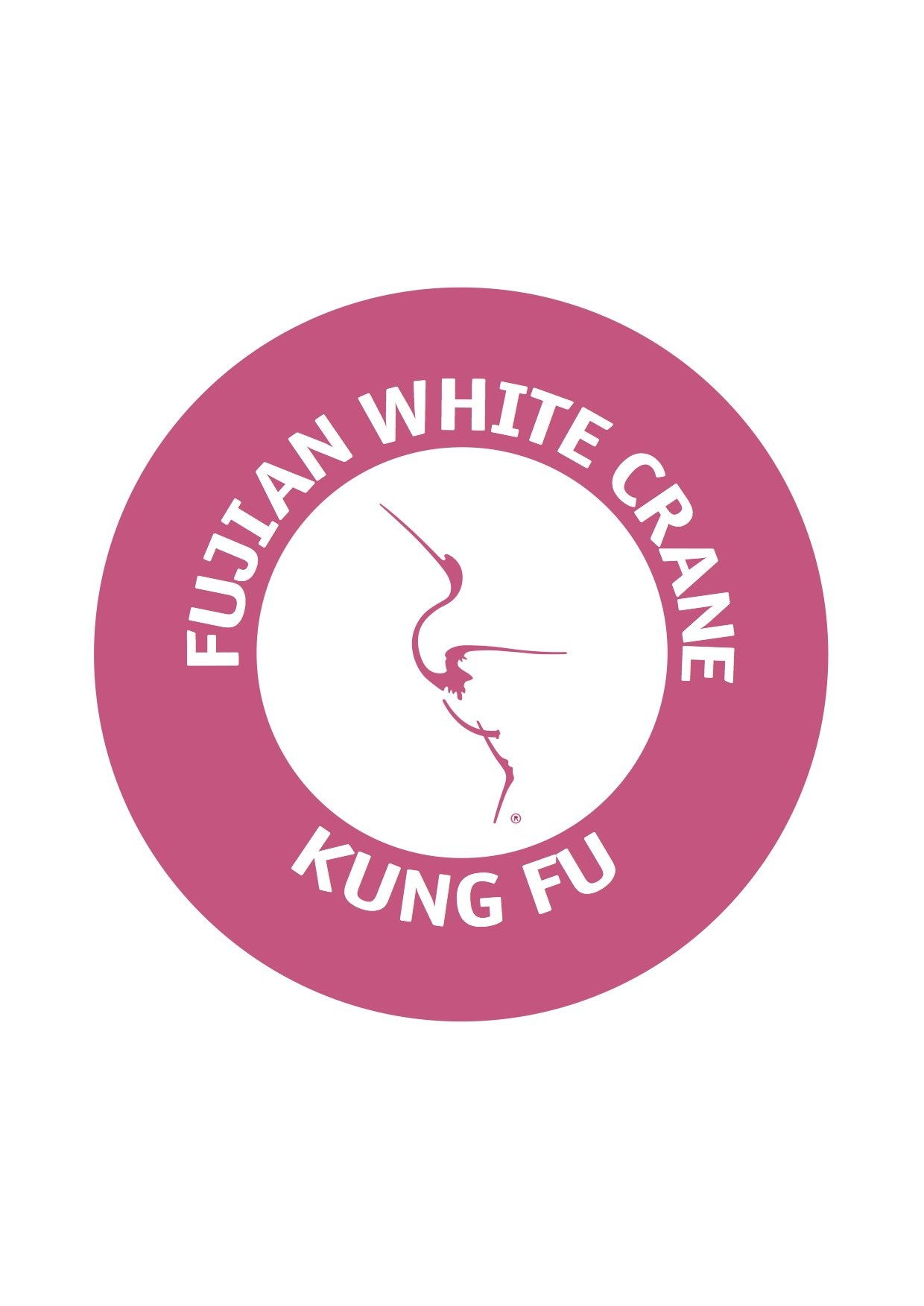 FWC Kung Fu Pink Badge