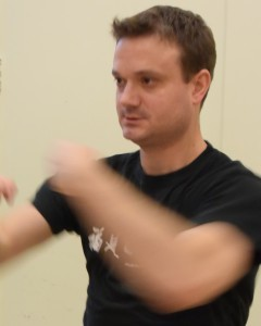Nick Fielding - Instructor Fujian White Crane Kung Fu & Tai Chi