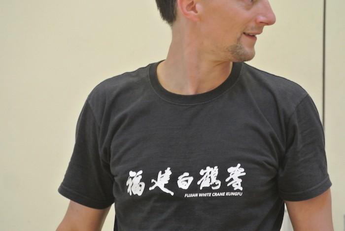 Adam Prout, Instructor, Fujian White Crane Kung Fu & Tai Chi