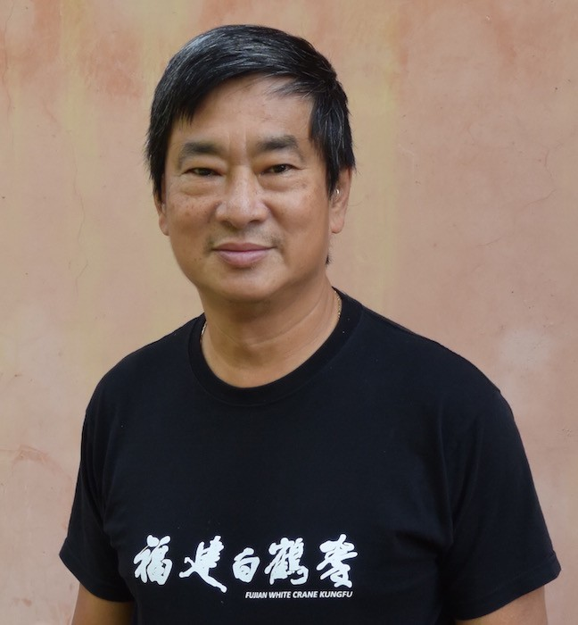Dennis Ngo - Chief Instructor, Fujian White Crane Kung & Tai Chi