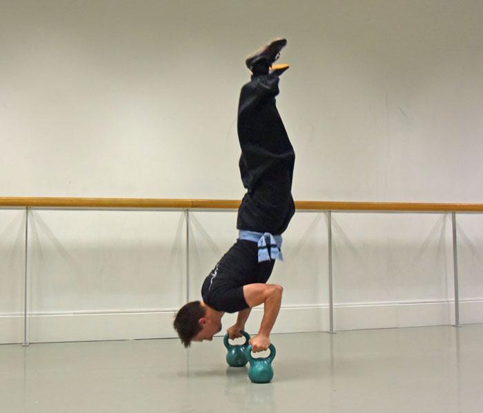 Adam Prout - Instructor, Fujian White Crane Kung Fu & Tai Chi