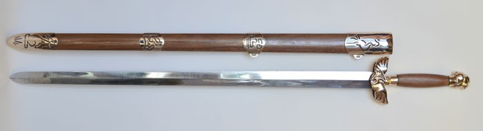 Finished-sword-and-scabbard