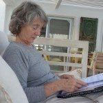Dr Jill reading - women in sport