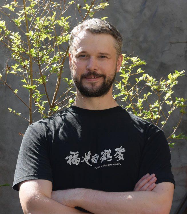 Danil Mikhailov, Instructor, Fujian White Crane Kung Fu & Tai Chi Martial Arts
