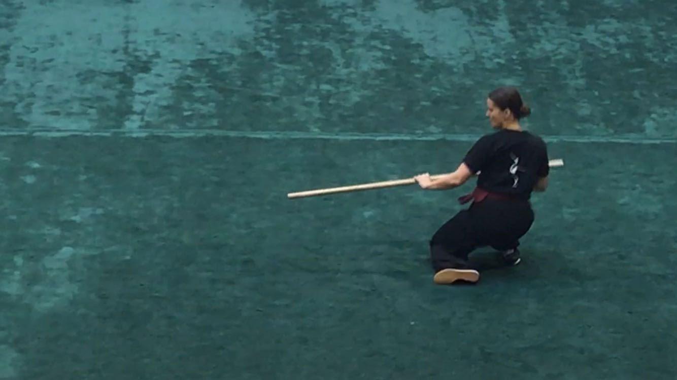 Shaolin Invitational 2016 Agnieszka-Baczkiewicz - FWC City & Islington