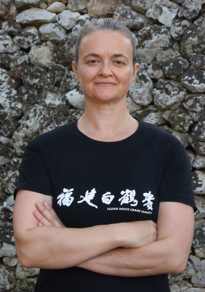 Anna Wallen, Instructor, Fujian White Crane Kung Fu & Tai Chi Martial Arts
