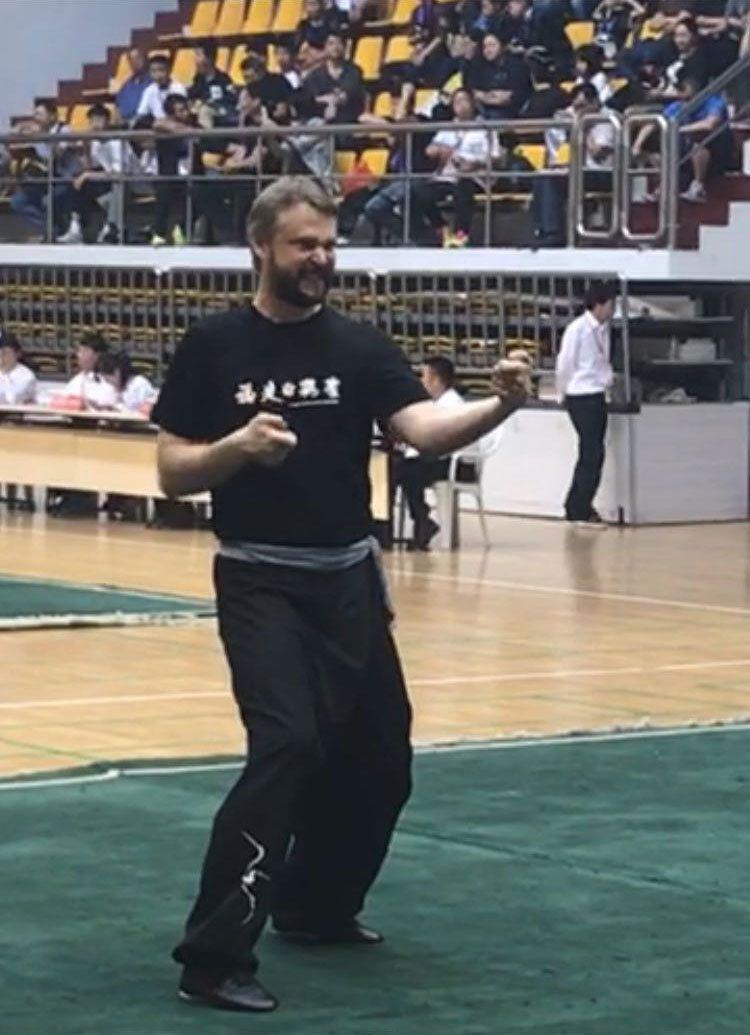 Shaolin 2016 Invitational - Danil Mikhailov, Instructor, Fujian White Crane Kung Fu & Tai Chi Martial Arts