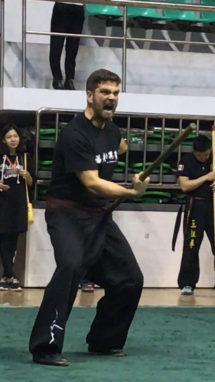 Shaolin Invitational 2016 Rob-Forsyth, FWC London South