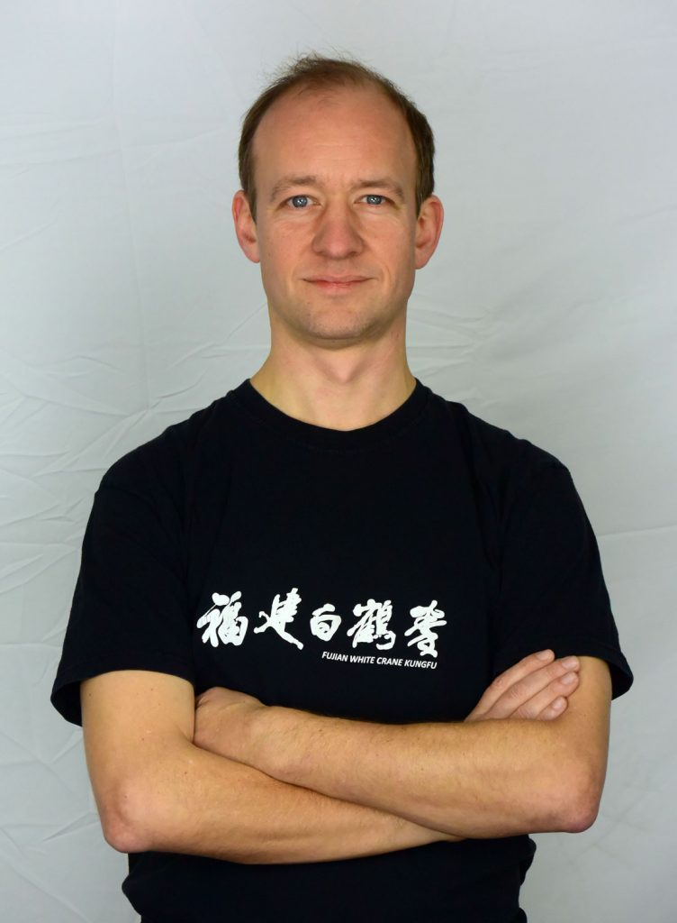 Crofton Black, Instructor, Fujian White Crane Kung Fu & Tai Chi Martial Arts Club (FWC Kung Fu)