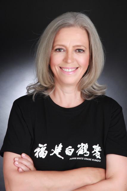 Sharon Ngo, Instructor, Fujian White Crane Kung Fu & Tai Chi Club (FWC Kung Fu)